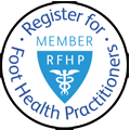 Register for Foot Health Practitioners